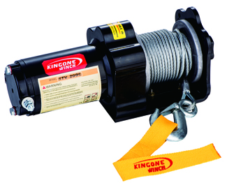 2000 lb electric winches