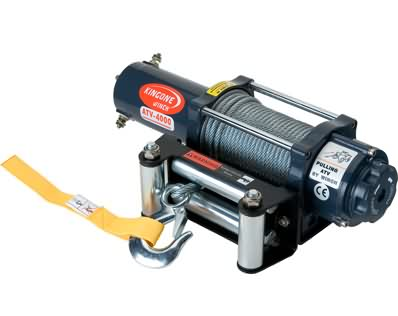 Electric Winch 4000 Lbs