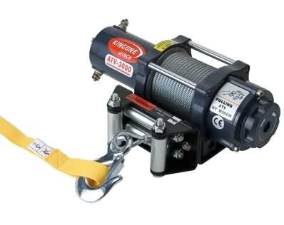12 Volt Winch 3000 Lb