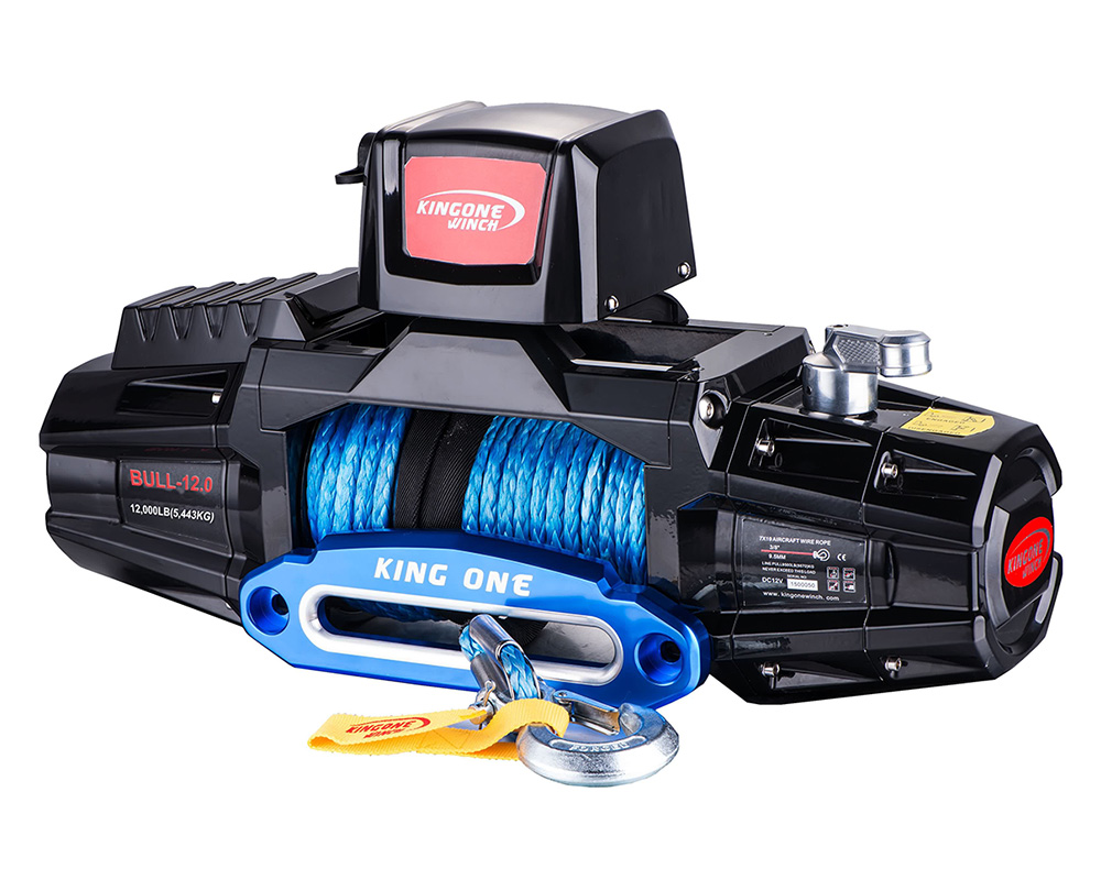 120 Volt Electric Winch