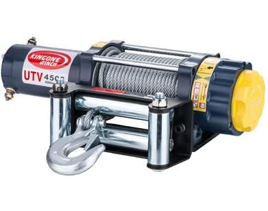 12 volt winch 4500lb