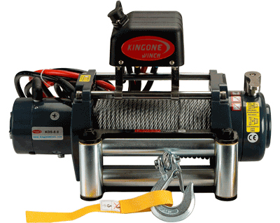 Electric Boat Lift Winch