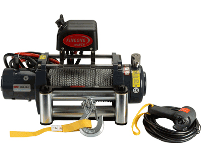 Mini Electric Winch 12v