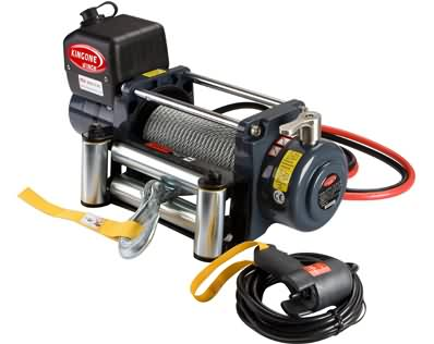 Electric Winch For Jeep