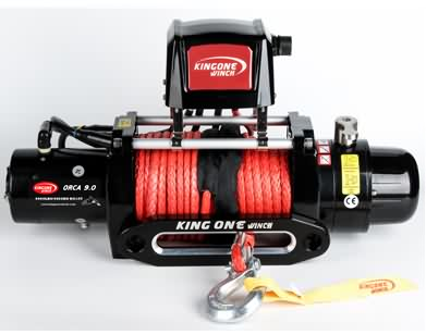 electric winch 9000 lbs
