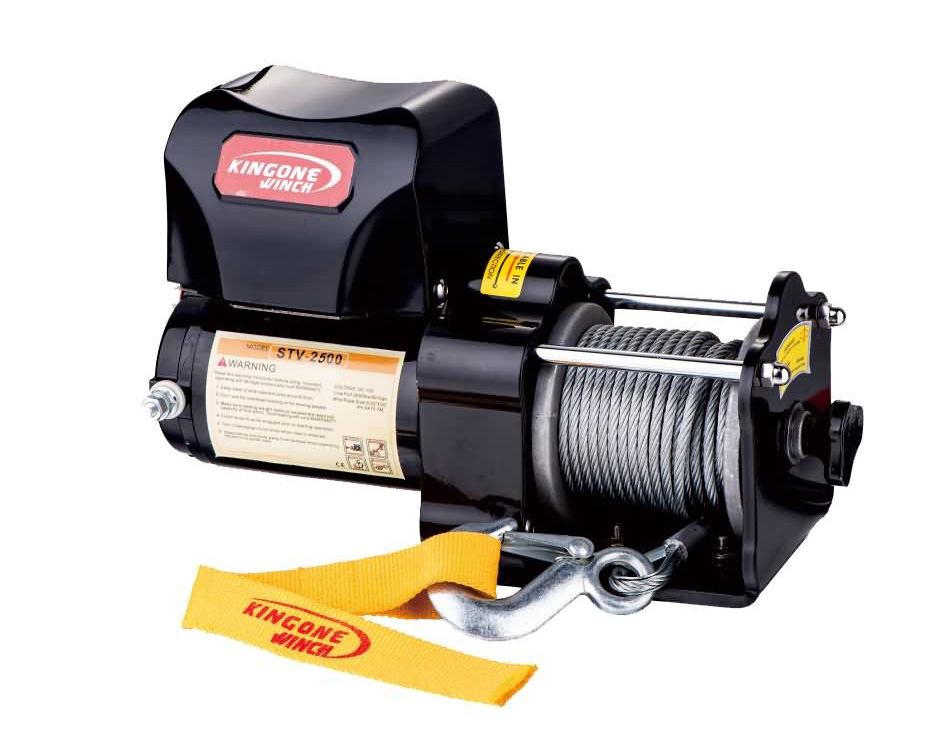 2500 Lb Electric Winches