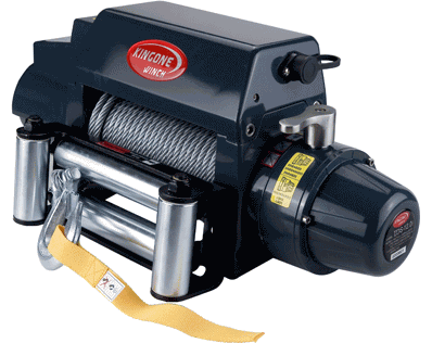 Electric Small Winch
