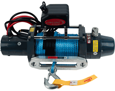 12 Volt Dc Electric Winch