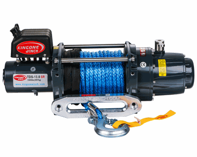 Small Electric Boat Winch