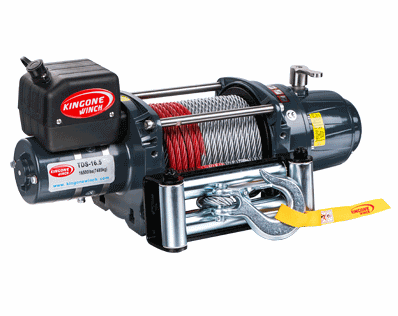4x4 Electric Winch