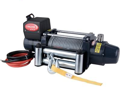 12v Electric Trailer Winch