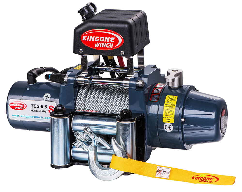 4wd electric winch