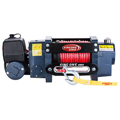 Warn 12 Volt Electric Winch
