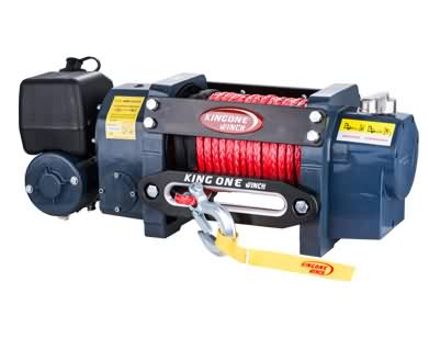 Heavy Duty Truck Winch