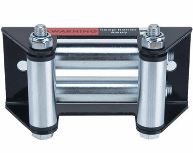 4 Way Roller Fairlead for ATV 3000 Winch