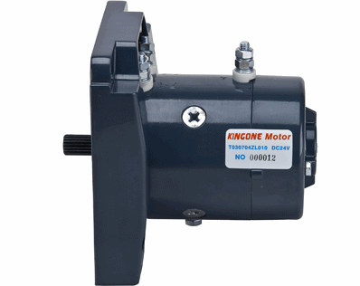 12 Volt Electric Winch Motors
