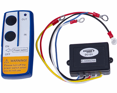 Wireless Winch Remote