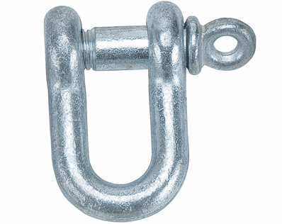 Aluminum Winch Shackle