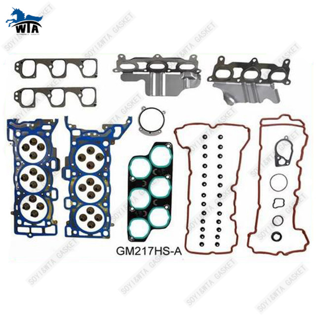 Gasket Set For GM ROYAUM 2.8