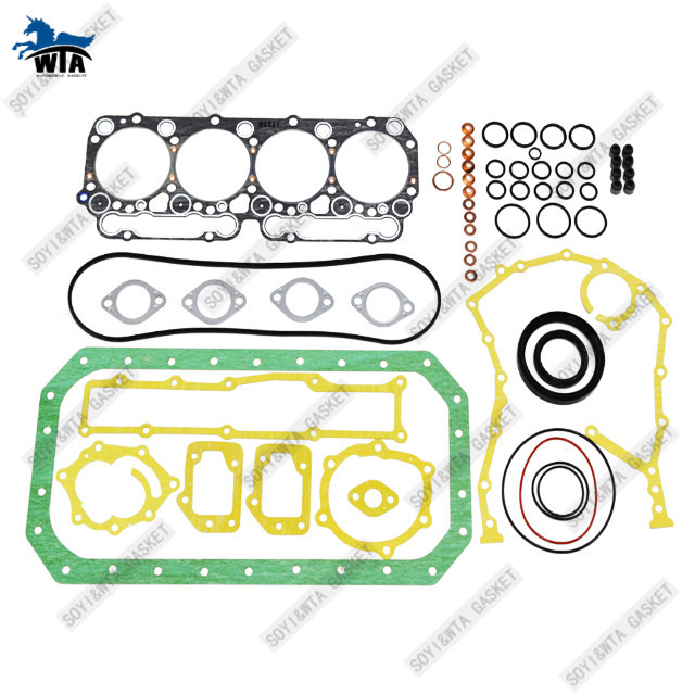 Gasket Set For HINO W04D