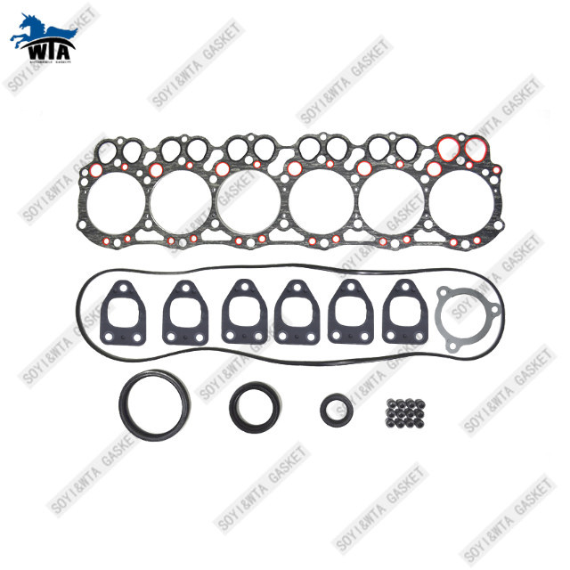 Gasket Set For HINO H07D