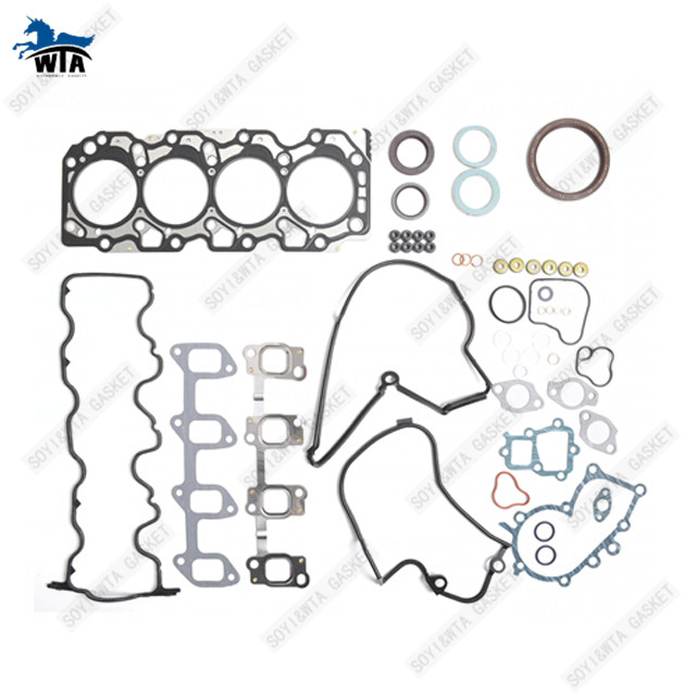 Gasket Set For TOYOTA 3C