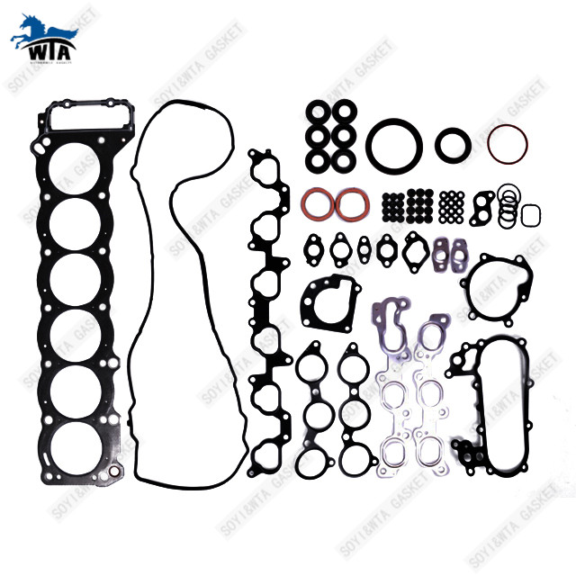 Gasket Set For TOYOTA 1FZ EFI