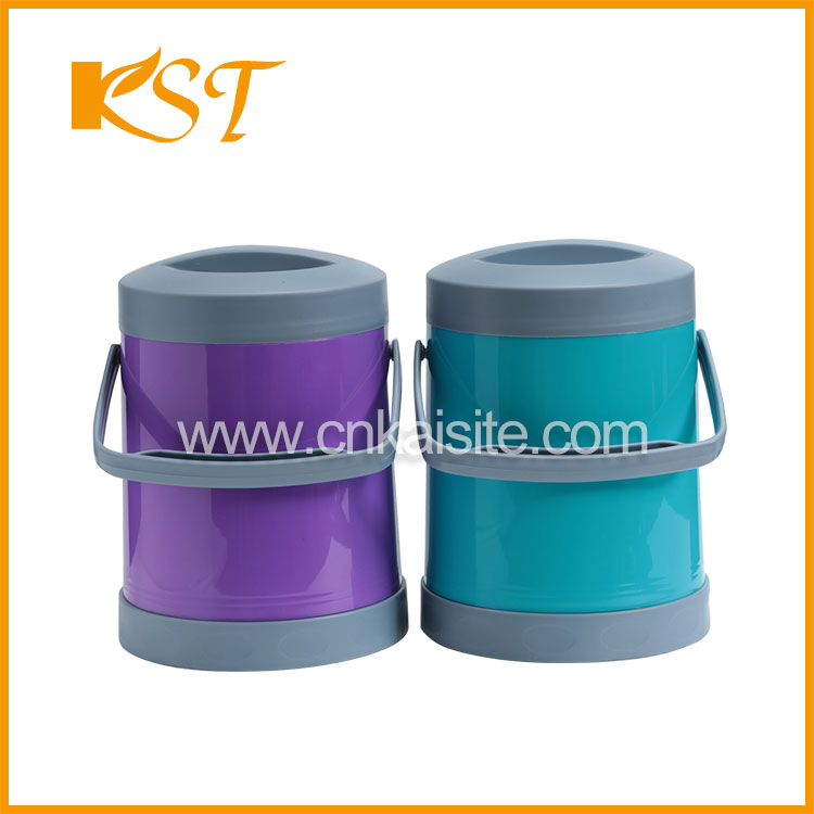Double Insulated Lunch Box