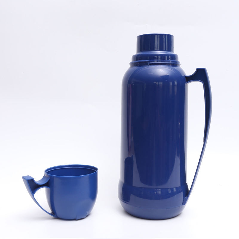 Why can the thermos keep warm?