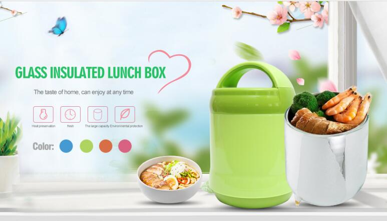 Can the insulated lunch box be used in summer?