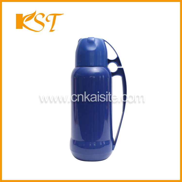 Which is better for the stainless steel of the Thermos Bottle?
