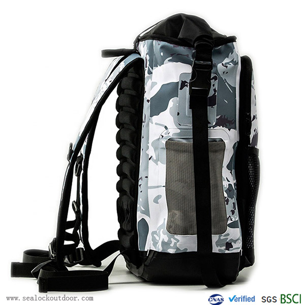 New Design Cycling Pattern Waterproof Backpack