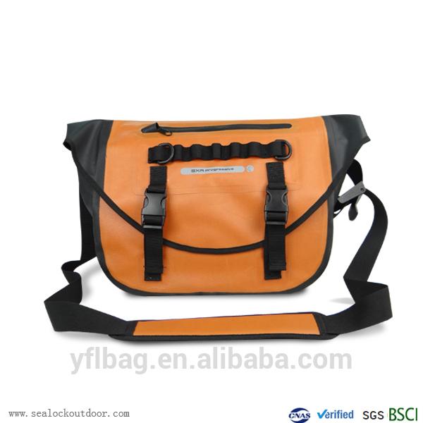 TPU 420D जलरोधक Messager बैग