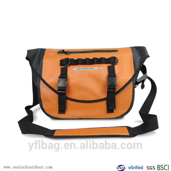 TPU 420D Waterproof Messager Bag