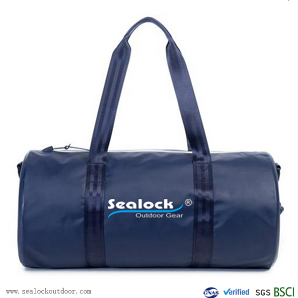 जलरोधक यात्रा बैग साथ में वायु-रोधक ज़िपर