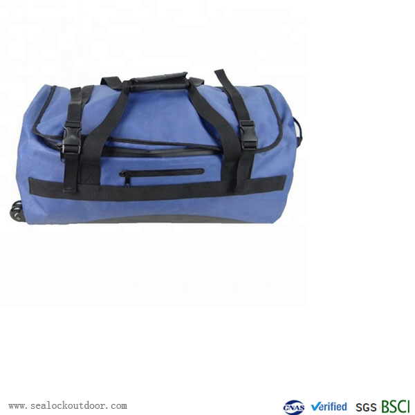 Αδιάβροχο Κύλινδρος Τσάντα Με PVC 500D
