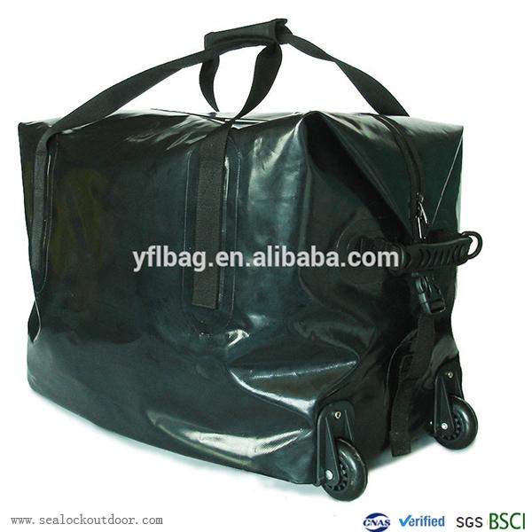 Waterproof Travel Trolley Bag
