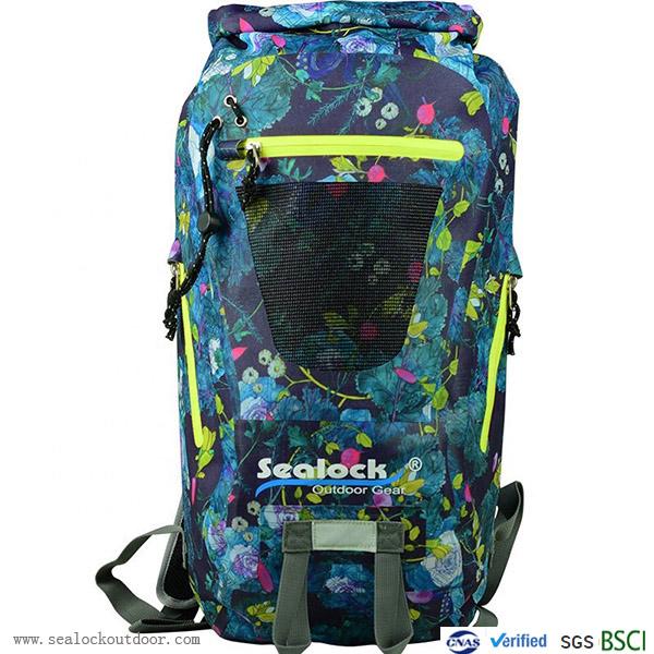 30L Waterproof Camping Backpack