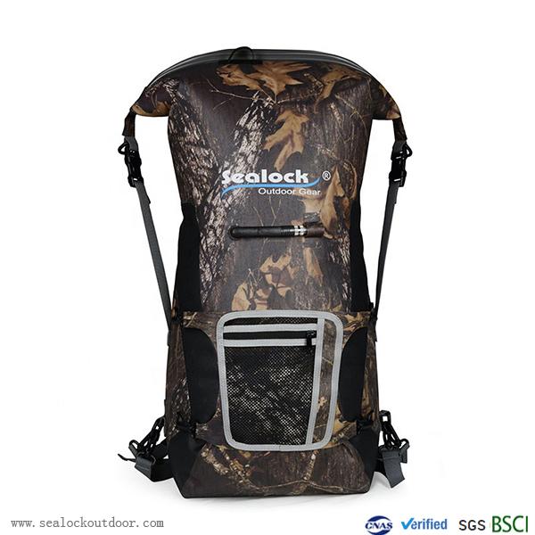 जलरोधक बैग साथ में वायु-रोधक ज़िपर