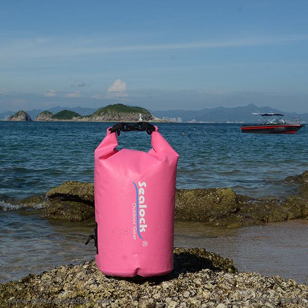 जलरोधक ट्यूब सूखा बैग के लिये समुद्र तट