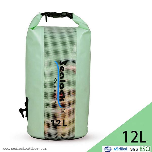 12 Liter Tahan air Tabung Kering Tas