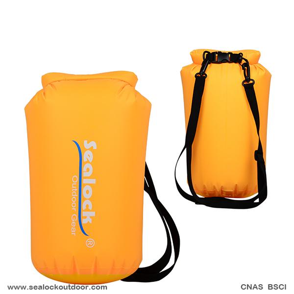 70D Νάιλον PVC Αδιάβροχο Σωλήνας Στεγνός Τσάντα