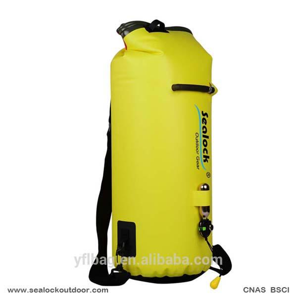 20 liter Kedap udara Tahan air Tabung Kering Tas