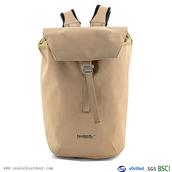 Waterproof Canvas Commuter Backpack
