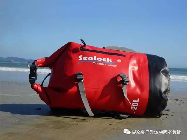 Sealock / Thinkinger | amfibisk bergsklättring ryggsäck