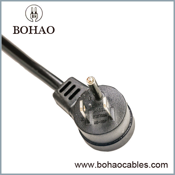 Poder Suministro Cable Enchufe Cable