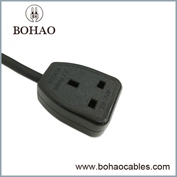 250V BS ASTA Rewireable Poder Cable