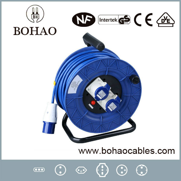 IP44 Cable Drum Outdoor 40m