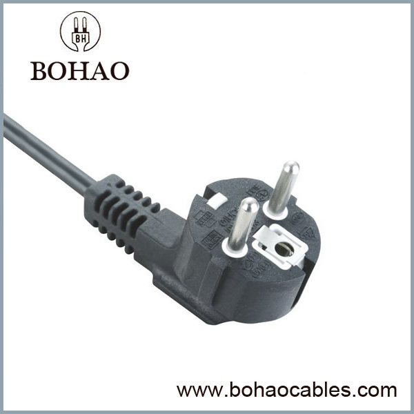EU Power Cord 16 Amp Germany VDE Certified AC Power Supply Cord