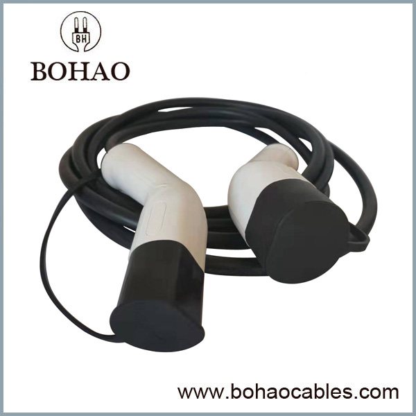 EV Portable AC Charging Waterproof Cable